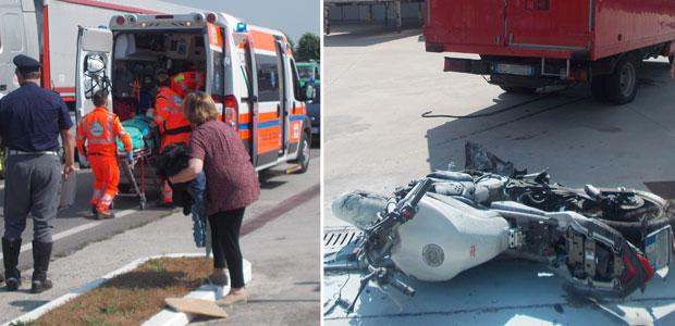ambulanza-incidente-briantina-moto-casalbellotto-ev