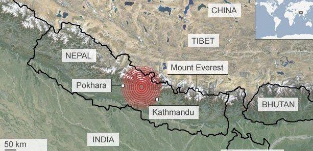cartina-nepal-ev