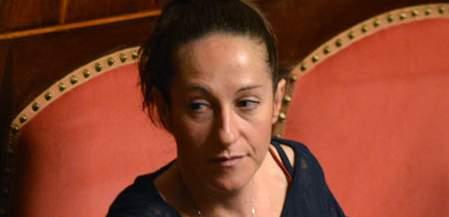 PAOLA TAVERNA SENATRICE M5S