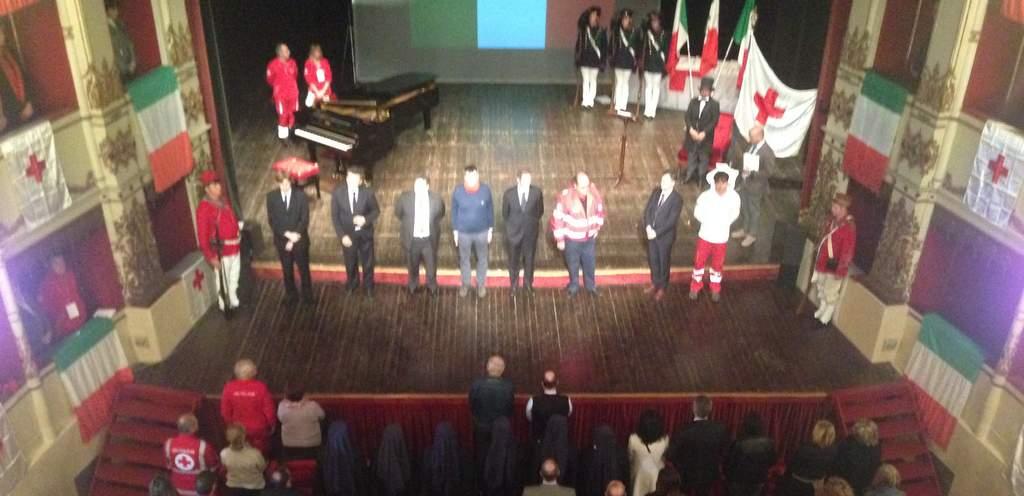 Cento Anni Di Storia Buon Compleanno Croce Rossa Oglioponews