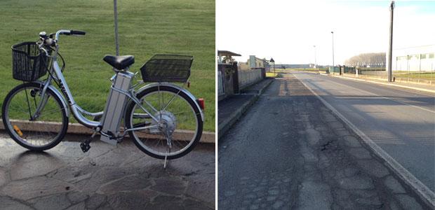 caduta-bici-elettrica-ev