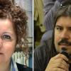 Susi Monica Foti e Alessandro Teveri