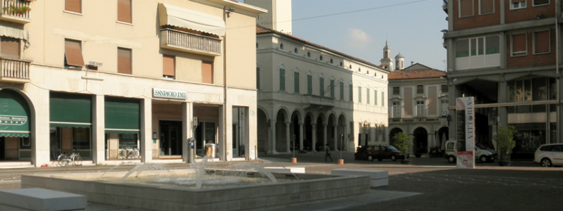 viadana - piazza mp