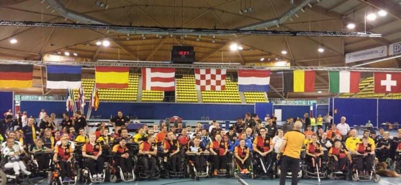 Macron Warriors Viadana - toneo Eindhoven_foto di gruppo-ev