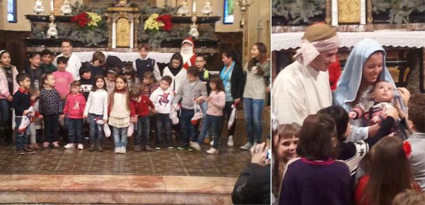 Natale Ti Mette Le Ali.Natale Ti Mette Le Ali A Quattrocase Va In Scena L Epifania
