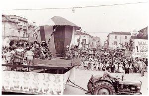 Carnevale a Canneto anni '80