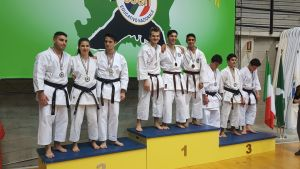 podio karate desio