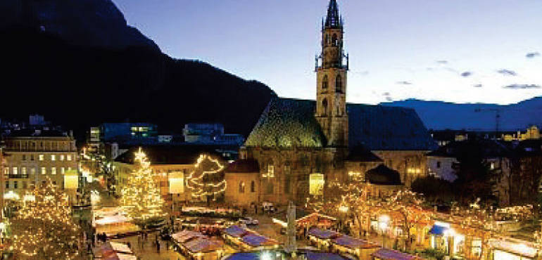 Mercatini Di Natale A Bolzano Foto.Ai Mercatini Di Natale Di Bolzano Con L Avis Di Gussola La